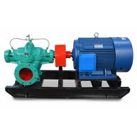 Buy cheap High Efficiency Horizontal Split Case Double Suction Centrifugal Pump 37kw 45kw 75kw product