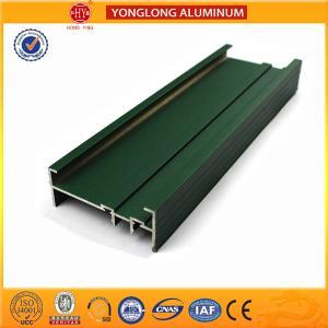 Buy cheap Powder Coated 6005 6005A Aluminum Alloy Profiles / Heat Transfer Plates product