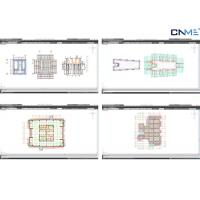 Buy cheap Professional Formwork Design Calculation / Formwork Proposal Drawing product