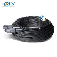 Buy cheap 2 CORE BBU RRU PDLC ODLC outdoor fiber optic patch cord for CPRI / ODVA PDLC Outdoor Cable Assembly product