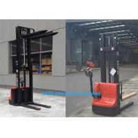 Buy cheap ES1030 Electric Stacker Forklift , Pallet Stacker Truck With Adjustable Fork product