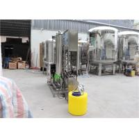 China Food  Industry Ro Purification System Brackish Water Treatment Plant With Carbon Filter on sale