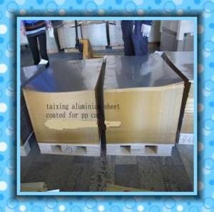 Buy cheap aluminium sheet for pilfer proof cap product