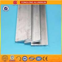 Buy cheap Industry Anodized Aluminum Profiles Sheet For Building Flat Shaped from wholesalers
