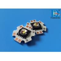 Buy cheap SMD High Power LED 15Watt Multi-color RGBW Package LEDs 750lm product