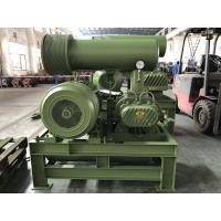 Buy cheap Air Roots Rotary Lobe Blower , 100-150KPA air pneumatic conveying blower product