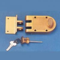 Buy cheap Rim Deadlock Made of Zinc Alloy from wholesalers