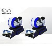 Buy cheap 3 DOF Attractive Simulator Arcade Racing Car Game Machine VR Racing 9D VR Game Machine Simulator For Shopping Mall product