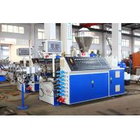 Buy cheap 20-32mm pvc pipe production line (FOUR CAVITY LINE. product