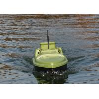 Buy cheap RC Autopilot DEVICT bait boat ABS engineering plastic Material AC 110-240V product