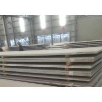 Buy cheap Anti Dust Stainless Steel Hot Rolled Plate Grade 409L No.1 Finish Surface product