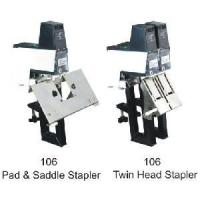 Buy cheap 106 Pad Saddle Two Head Stapler product