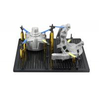Buy cheap 108 Pieces CMM Fixture Kits Steel / Aluminum With Coding System Programmable product