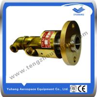 Buy cheap HS-GF32 water swivel joint,high speed rotary joint,copper rotary union product