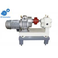 Buy cheap 133 r/min Chocolate Making Machine Delivery Pump High Durability Easy Operation product
