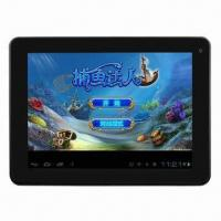 Buy cheap 9.7-inch Capacitive 5-point Touch IPS Screen Tablet PC, Allwinner A10 Cortex A8 1.2GHz/Android 4.03 product