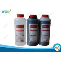 Buy cheap Flammable 1L CIJ Ink Small Character Willett Inkjet Strong Penetration product
