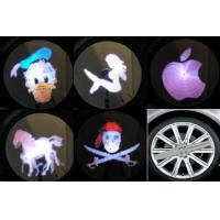 Buy cheap Auto LED lighting On-wheel with Imaging System  car led Image light Very cool product
