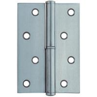 Buy cheap 270° Take Down Square Door Hinges Stainless Steel With Round Corner product