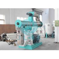 Buy cheap Ring Die Poultry Cattle Feed Pellet Making Machine 10t/H 110kw Motor product