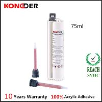 Buy cheap 50ml 250ml 10 Years Warranty Pure White Laminate Countertops Adhesive With Solid Surface product