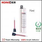 Buy cheap 50ml 250ml Non Yellowing High Strength Pure White Glacier White Snow White Corian Adhesive product