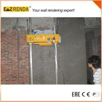Buy cheap Cement Render Machine Automatic Wall Plastering Machine Three Phase product