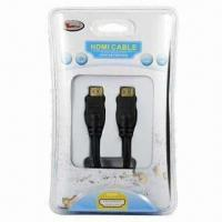 Buy cheap 1080p HDMI to HDMI Cable, Ideal as Game Accessory product