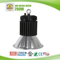 Buy cheap ZigBee No Glare 200w High Bay LED Lighting With 90° PC Lens , 5700k Daylight Color product