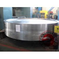 China Heavy Machinery 304L 310S 316L Stainless Steel Forgings , Rolled Ring Flange Forging on sale