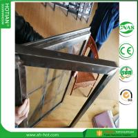 Buy cheap 2017 Latest Design Steel Security Windows Steel Fixed Grid Window from wholesalers