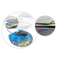 Buy cheap PLASTICLENTICULAR 3D lenticular surface EVA base materical mouse pad printing pp 3d mouse pad lenticular printing product