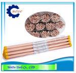 Multi Hole EDM Electrode Copper Tube 1.5mm Copper Pipe For EDM Drilling Machine