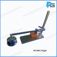 Buy cheap BS1363 Figure 2 Test Apparatus with Hardwood Block for Mechanical Strength Test on  Resilient Covers product