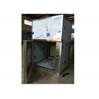 Buy cheap DOP Dynamic Air Shower Pass Box For Biological Pharmaceutical , ISO product