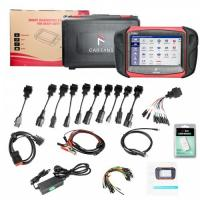 Buy cheap CAR FANS C800 Diesel & Gasoline Vehicle Diagnostic Tool for Commercial Vehicle, Passenger Car, Machinery with Special Fu product