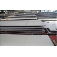 Buy cheap Duplex Stainless Steel Grades ASTM Plate Material S31803 for Shipbuilding product