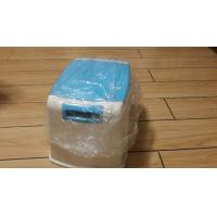 Buy cheap Waterproof Disposable Pedicure Chair Liners Plastic Cover Strip / Round Style product