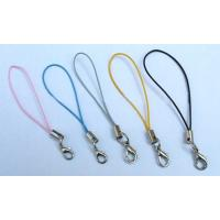 China 2012 HOT SELLING DIY cell phone straps ,direct factory,no minune order on sale
