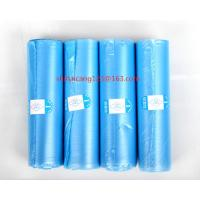LDPE Top-Blocked biodegradable , Rubbish plastic bag 550*600mm 10mic 35L garbage bag