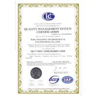 Wise Welding Technology & Engineering Co., Ltd. Certifications