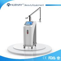 Buy cheap 30W Medical treatment CO2 Fractional Laser Scare Removal Skin Resurfacing product