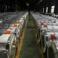 Building Material Aluzinc Steel Galvalume Steel Coil for Roof