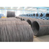 Buy cheap Crane Beams Light Round Surface Spring Steel Wire Rod GB 70# , Spring Steel Wire product