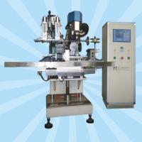 Buy cheap Computer numerical controlled 3-axis 2 heads high-speed drilling and tufting machine product