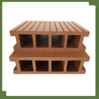 Buy cheap wood plastic composite wpc floor siding decking product
