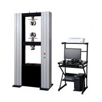 Buy cheap Computer Universal Testing Machine Tester for tensile strength measurement Universal pull testing equipment product