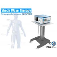 Buy cheap Low Intensity Extracorporeal Shockwave Therapy Machine With Precise Compressed Air Source product
