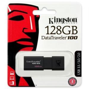 China Kingston 16GB 32GB 64GB 128GB DT 100 USB3.0 Flash Pen Drive Memory Stick Key on sale
