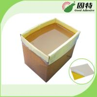 Buy cheap Solid Industrial Hot Melt Adhesive For Insect Trap Such As Yellow Blue Board Usboard product